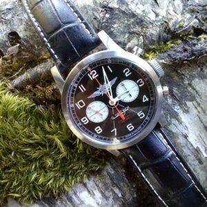 Zegarek Pilot chronograf